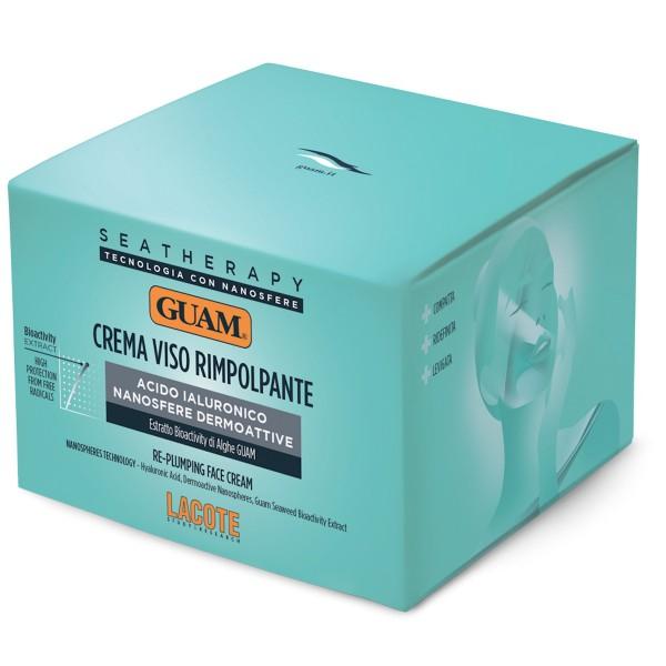 GUAM Seatherapy Gesichtscreme mit Fülleffekt 50ml