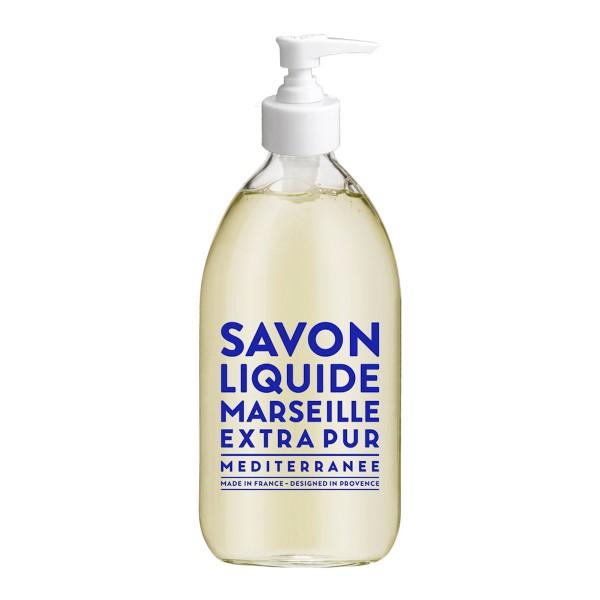 Savon de Marseille Méditerranée 500 ml