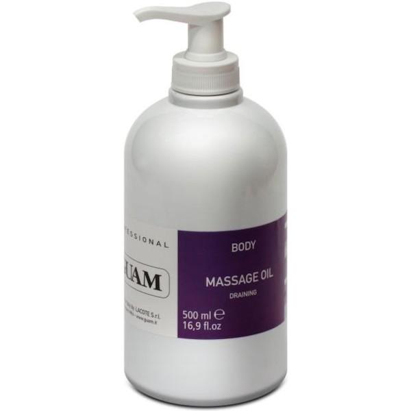 GUAM Massageöl entwässernd 500ml (professional line)