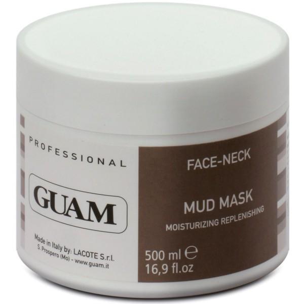 GUAM professionelle Algenschlamm-Maske für Gesicht und Hals 500g