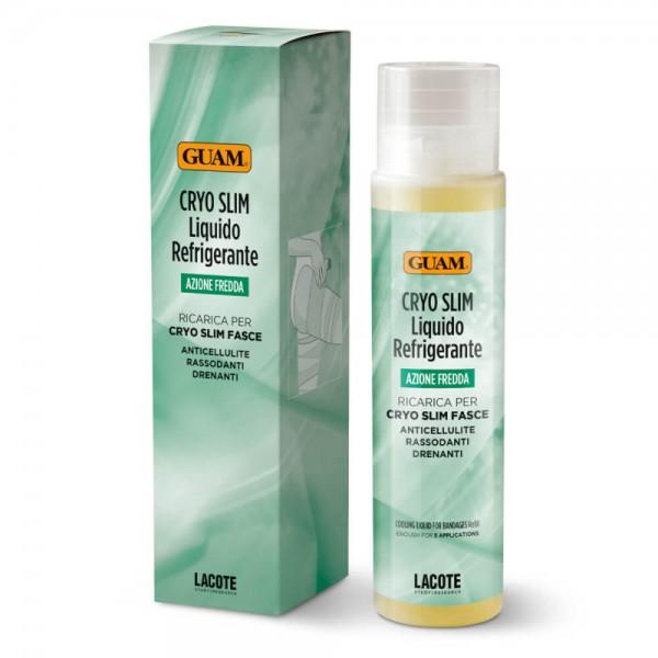 GUAM Cryo Slim Nachfüllkonzentrat für kühlende Bandagen