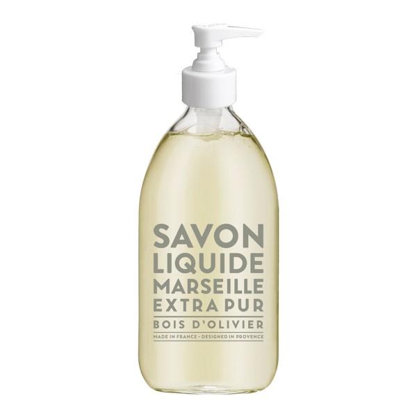 Savon de Marseille Bois d'Olivier 500 ml