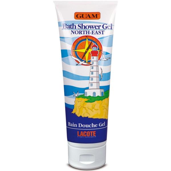 GUAM North-East Algen-Dusch- und Shampoo-Lotion 250ml