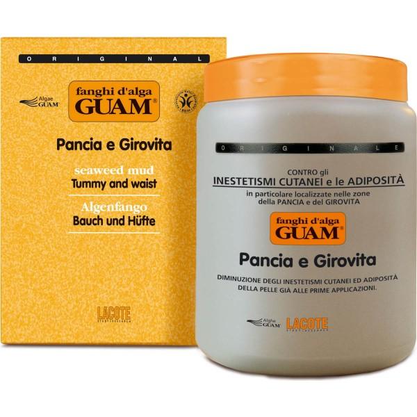 GUAM Algenfango für Bauch und Hüfte 1kg