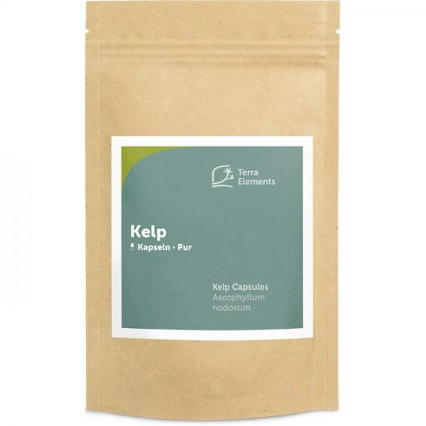 Kelp Algenpulver Kapseln 150 St. je 400 mg