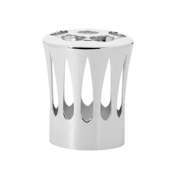 Lampe Berger Schutzkrone Tulpe silber