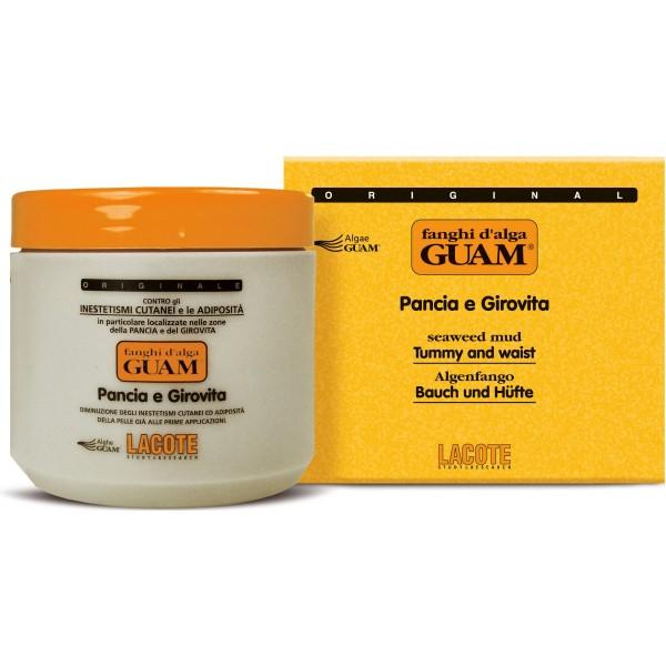 GUAM Algenfango für Bauch und Hüfte 500g