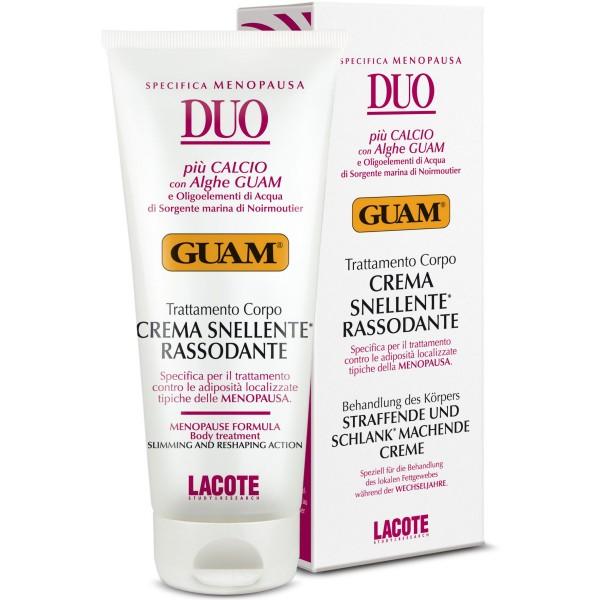 GUAM DUO Intensivcreme Spezialformel für die Menopause 200ml