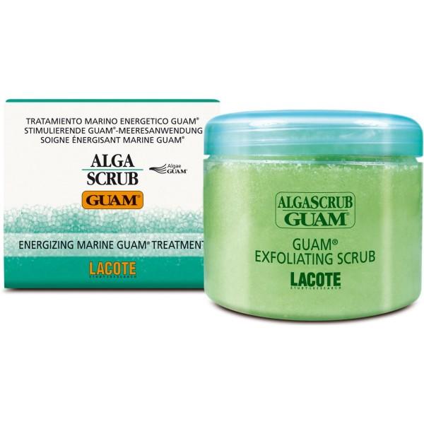 GUAM Algascrub Algensalz-Peeling frisch, energetisierend 700g
