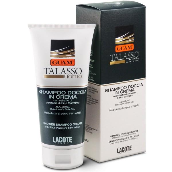 GUAM UOMO Shampoo und Duschcreme für den Mann 200ml