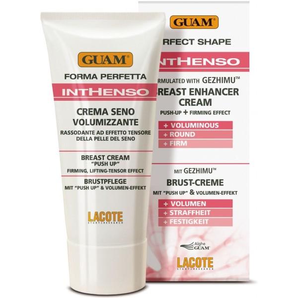 GUAM Inthenso Push-Up Volumen-Creme für den Busen 150ml