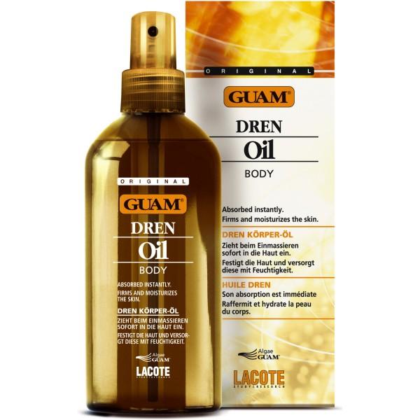 GUAM DREN Körperöl abschwellend und straffend 200ml