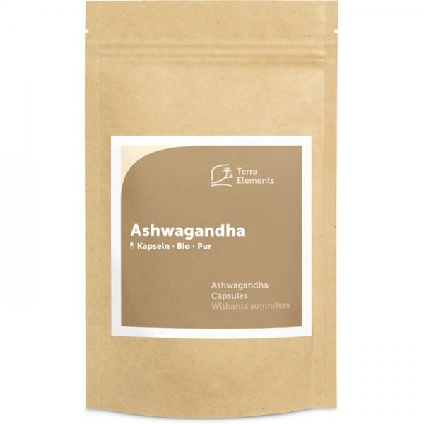 Bio Ashwaganda Kapseln 150 St. je 400 mg