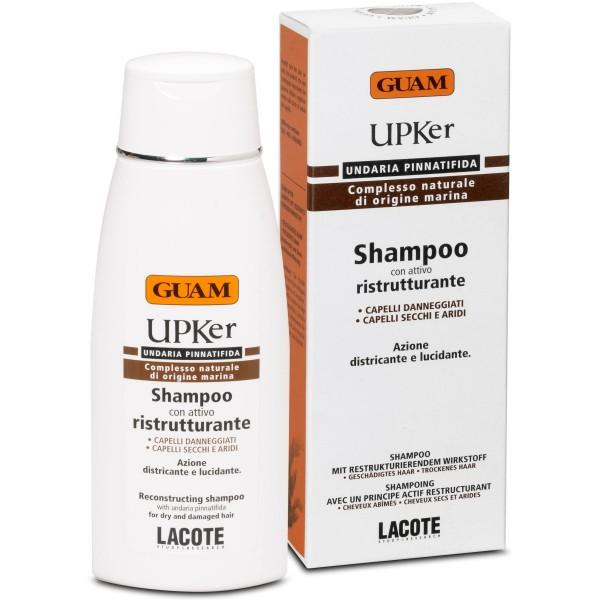 GUAM UPKer Shampoo für trockenes Haar 200ml