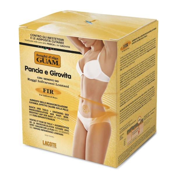 GUAM Algenfango für Bauch und Hüfte FIR 1kg