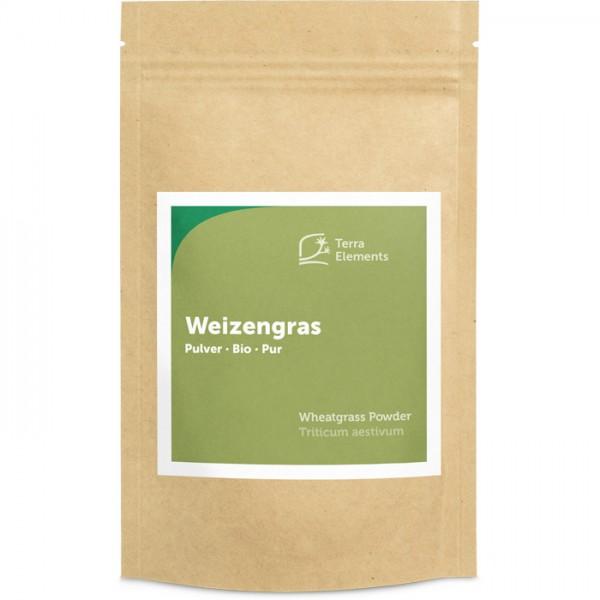 Bio Weizengras Pulver 125g