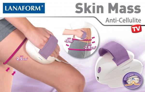 SKIN MASS Schlankheits- und Anti-Cellulite-Massagegerät